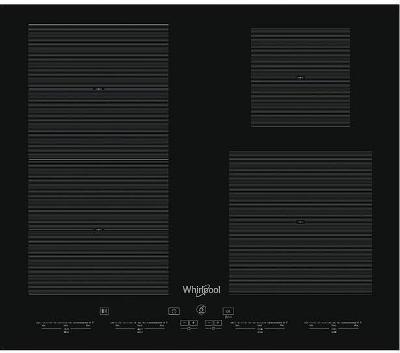 Whirlpool SMC 604 F / NE Booster indukční varná deska!