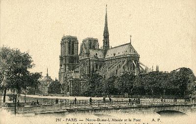 Paris / Paříž (Francie) ***