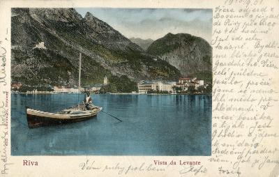 Riva del Garda (Itálie) ***