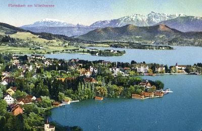 Pörtschach am Wörthersee (Rakousko) ***