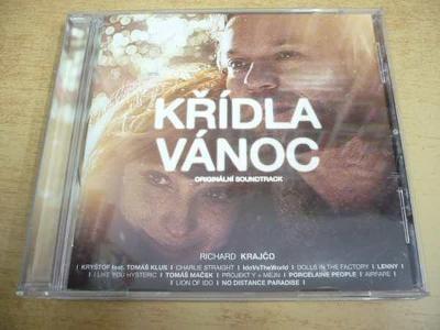 CD Soundtrack: KŘÍDLA VÁNOC (Richard Krajčo)