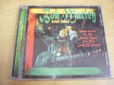 CD BOB MARLEY / Soul Rebel