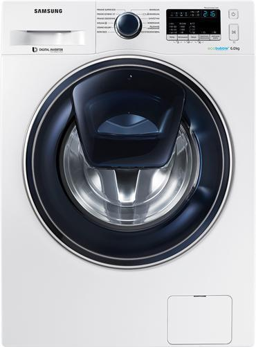 Automatická pračka Samsung WW60K42109W EcoBubble 6 Kg Kl. A +++