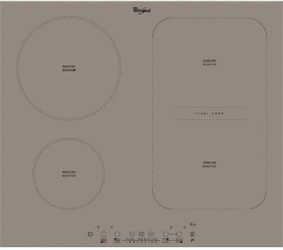 Indukční varná deska Whirlpool ACM 808 BAS 7.2KW TIMER