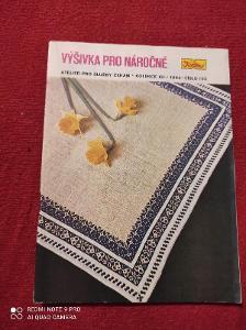 Časopis květen / vyšívání 1983/103