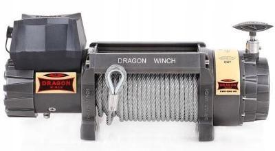 NAVIJAK Dragon Winch DWH 9000 HD SOLID