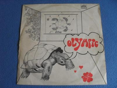 LP Olympic - Želva 1968 mono