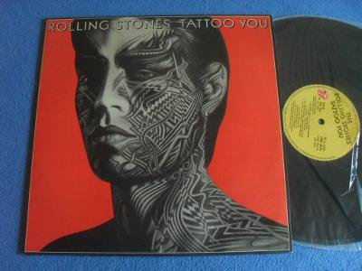 LP The Rolling Stones – Tattoo You, 1981