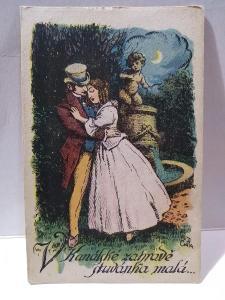 Muž žena láska  MF