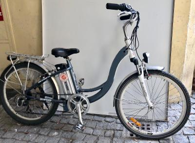 Elektrický kolo - Guewer