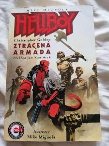 Hellboy - Ztracená armáda