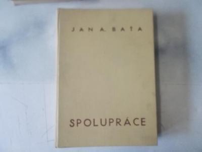 Zajímavá kniha Zlín Jan Bata Spolupráce články statě fotografie