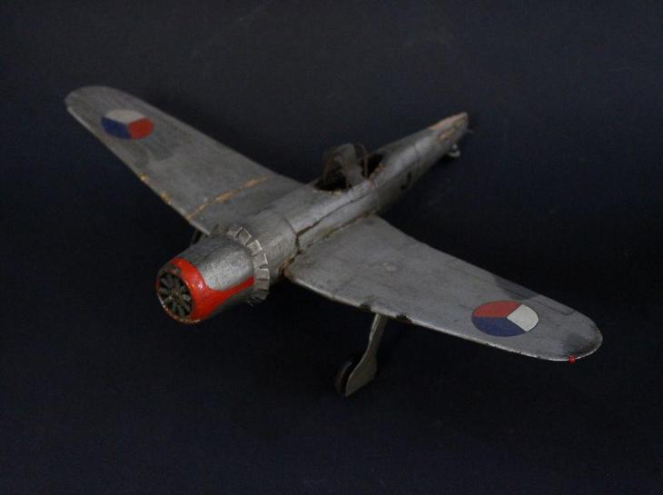 Model letadla - Starožitnosti