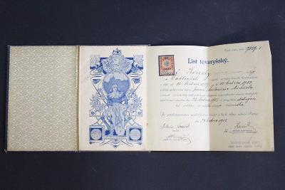 List tovaryšský