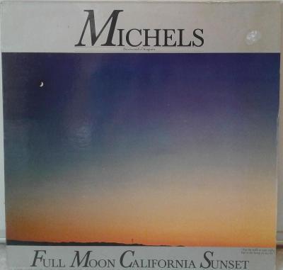 LP Michels - Full Moon California Sunset, 1978 EX