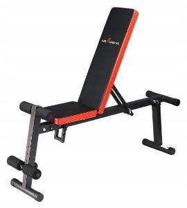 posilovací lavice fitness trénink tělocvična