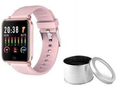 SMARTWATCH Chytré hodinky ŽENY Q9T Android IOS GPS hit
