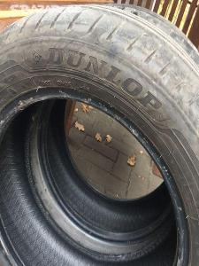 Letní pneu dunlop 205/55R16 jete