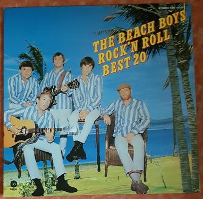 The Beach Boys – The Beach Boys Rock'N Roll Best 20 1975