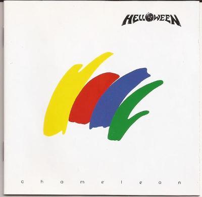 CD - HELLOWEEN - Chameleon