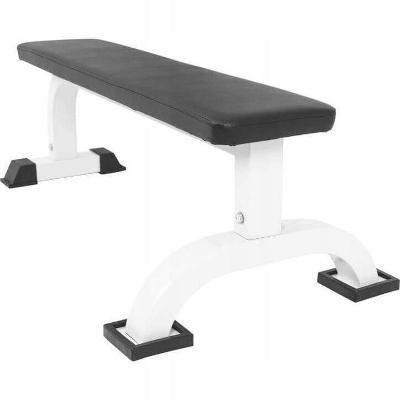 Lavice Rovná lavička pro cvičení pod činkou, kapacita 300 kg