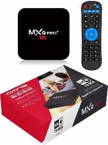 MXQ PRO + TV BOX 2 GB / 16 GB BT SMART S905W ANDROID 7