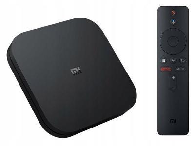 Přehrávač médií XIAOMI MI Box S Smart TV
