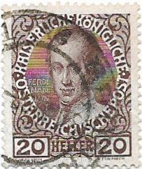 Známka starého Rakouska od koruny - strana 7