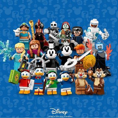 LEGO minifigurky 71024