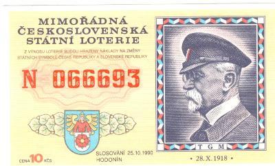 Los ČSL 1990 T. G . MASARIK