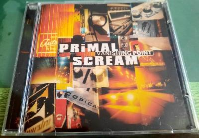 CD Primal Scream- Vanishing Point