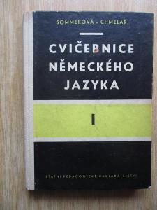 Sommerová Jana & Chmelař František - Cvičebnice německého jazyka 1