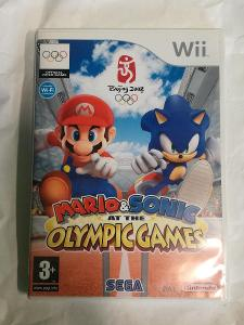 Mario and Sonic: At the Olympic Games (Wii)