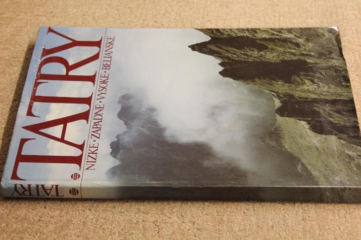 STARÁ KNIHA TATRY  ROK 1987 - Knihy