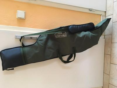 Pouzdro na pruty dvoukomorové - Delphin PORTA 360-3