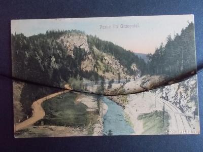 Ústí Teplice Teplitz Schönau Dubí Eichwald Krupka Graupen železnice