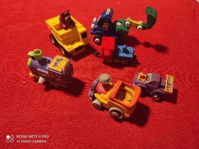Autíčka hračky