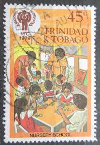 Trinidad a Tobago 1979 Mezinárodní rok dětí Mi# 388 0160