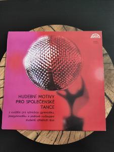 Hudební motivy pro společenské tance 2, LP