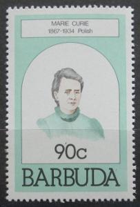 Barbuda 1981 Marie Curie Mi# 531 0162