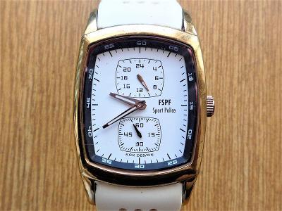 Náramkové hodinky FSPF SPORT POLICE quartz #429-49