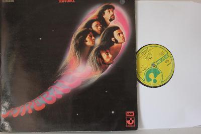 Deep Purple – Fireball LP 1971 vinyl D 1.press super stav EX+