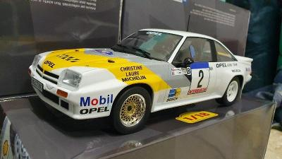Opel Manta 400 1:18 Rally