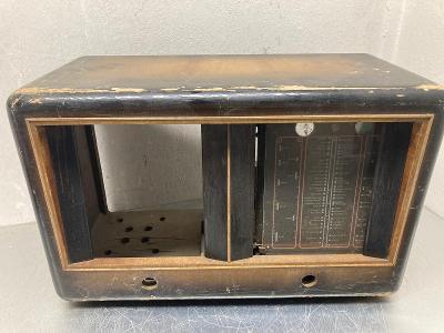 Staré radio REL - na díly