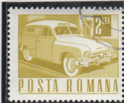 Rumunsko - na doplnění - doprava, velký formát
