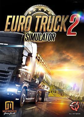 Euro Truck Simulator 2 (Digitální klíč) (Steam)