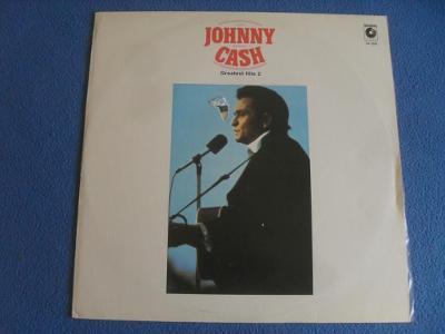 LP Johnny Cash - Greatest Hits Vol. 2