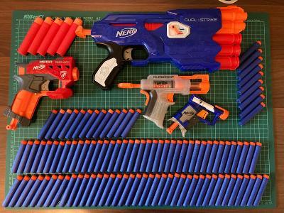 NERF Kit zbraní a šipek