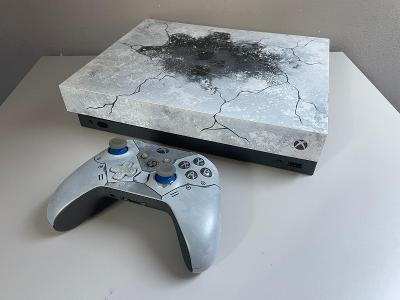 XBOX ONE X GEARS 5 LIMITED EDITION +ULTIMATE PASS