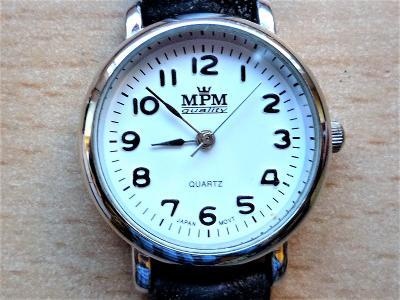 Náramkové hodinky MPM quartz #6-37